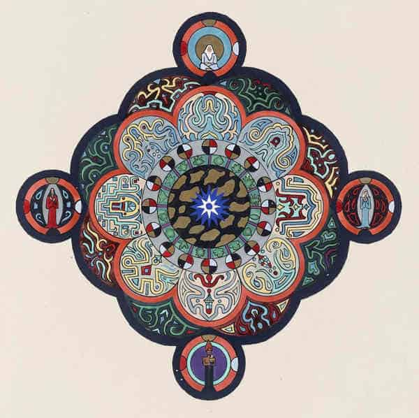 carl jung red book mandala libro rojo