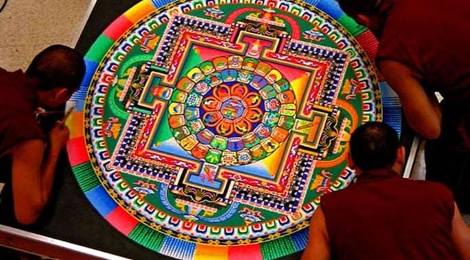 imagenes de mandalas budistas