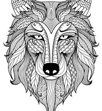 mandalas en lobos
