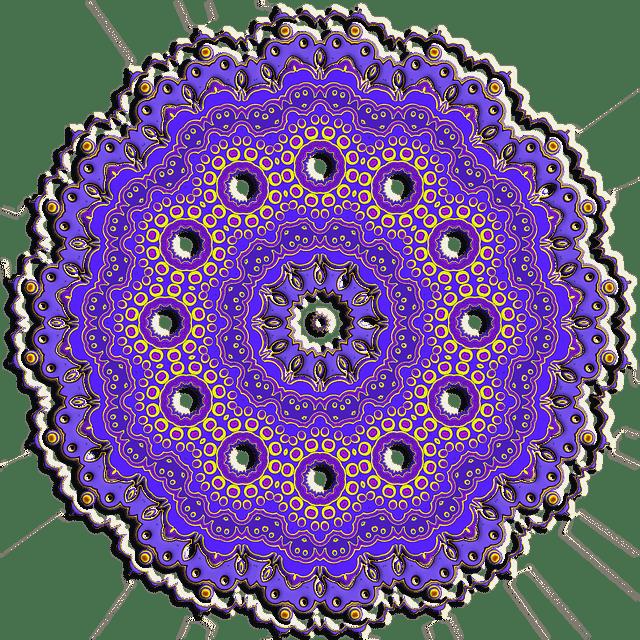 mandalas dificiles coloreadas