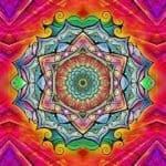 dibujos de mandalas coloreadas
