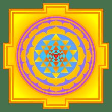 Mandala yantra hindu