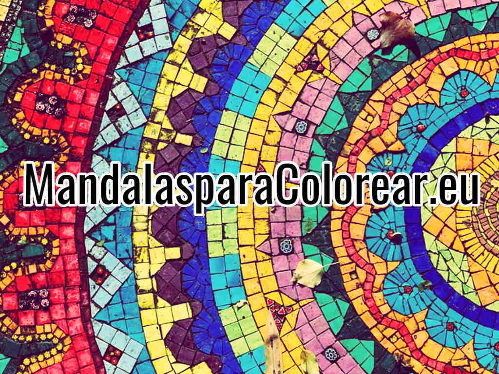 Mandalas Para Coloreareu Coloreamos La Vida 2019