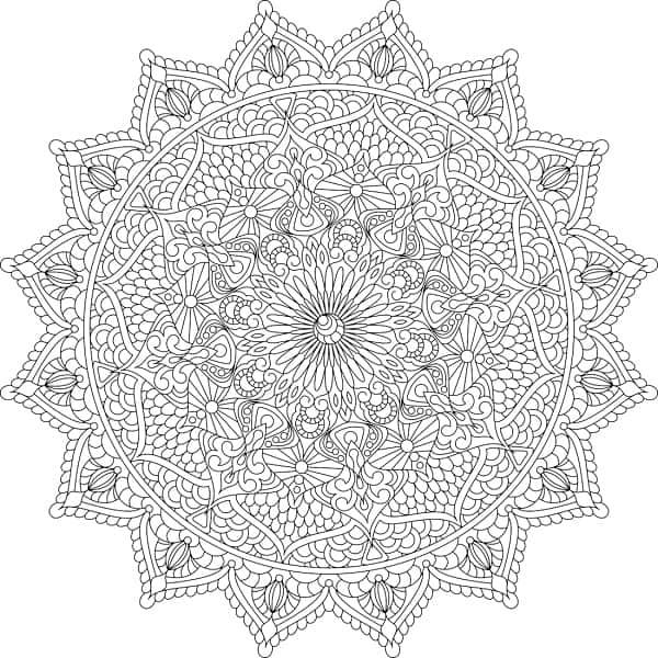 mandalas geometricas tattoo