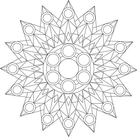 mandalas geometricas pdf