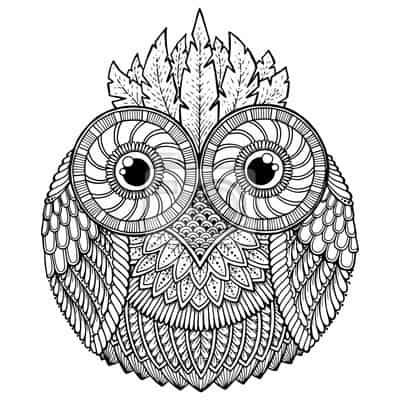 dibujos para colorear e imprimir de mandalas de animales