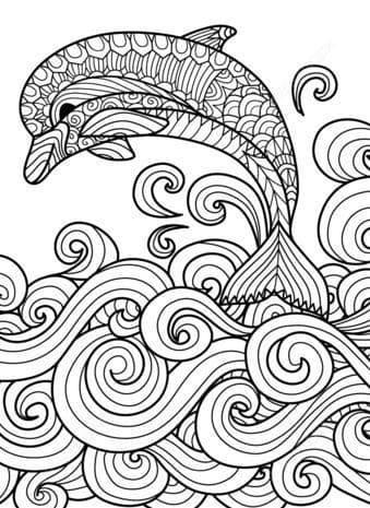 40 Dibujos De Mandalas De Animales Para Colorear 2020