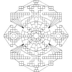 mandalas geometricos geometrics